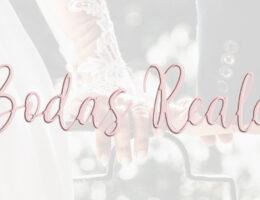 bodas reales AMAR Novias